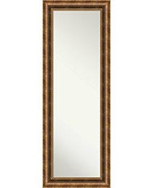 Amanti Art Manhattan 19x53 On The Door/Wall Mirror