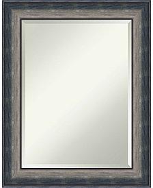 Amanti Art Scoop 24x30 Bathroom Mirror