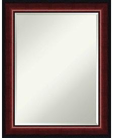 Amanti Art Cambridge 23x29 Bathroom Mirror