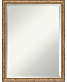 Fluted 20x26 Bathroom Mirror