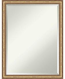 Amanti Art Fluted 20x26 Bathroom Mirror