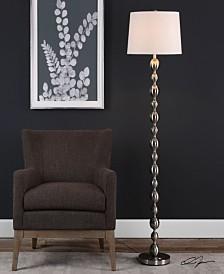 Uttermost Eloisa Sphere Floor Lamp