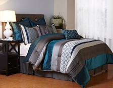 Nanshing Avalon 8 PC Comforter Set, California King