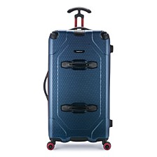 "Traveler's Choice 30"" Maxporter Spinner Trunk Luggage"
