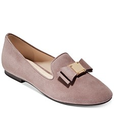 Cole Haan Tali Bow Loafers