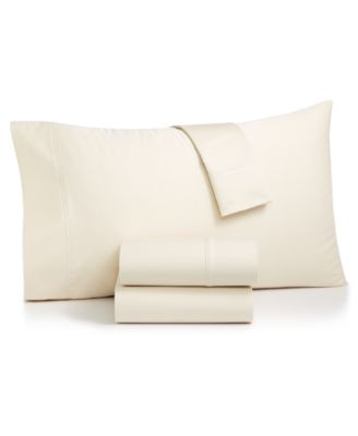 Sleep Luxe 700 Thread Count, 4-PC Full Sheet Set, 100% Egyptian Cotton, Created for Macy's.