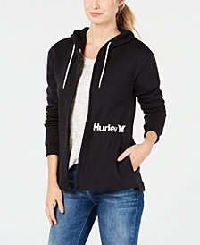 Hurley Juniors' One And Only Fleece Hoodie