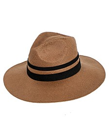 Melania Wide Brim Sun Hat