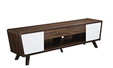 Gage Mid-Century Modern TV Console