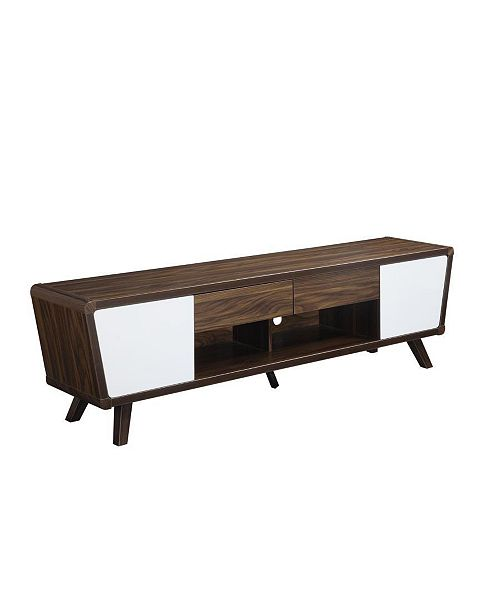 Coaster Home Furnishings Gage Mid Century Modern Tv Console