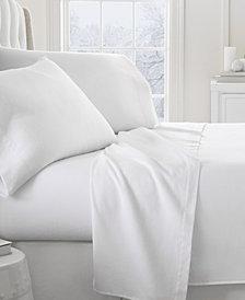 Home Collection Premium Ultra Soft Flannel Queen Sheet Set, 4-Piece