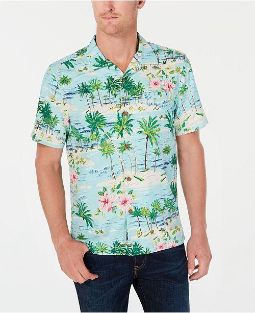 f1b5e69d5 Tommy Bahama Men's Aloha Surf IslandZone Hawaiian Shirt; Tommy Bahama Men's  Aloha Surf IslandZone Hawaiian ...
