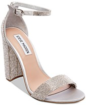 galón Ladrillo Bloquear  Steve Madden Bridal Shoes and Evening Shoes - Macy's
