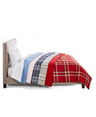 Reversible Down Alternative Full/Queen Comforter, Created for Macy's
