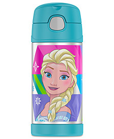Thermos FUNtainer Disney Frozen Insulated Stainless Steel Water Bottle