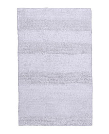 Wide Cut 22x60 Cotton Bath Rug