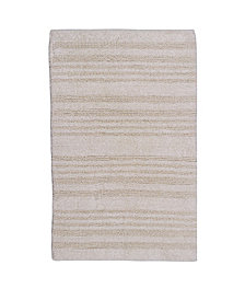 Multi Chain 17x24 Cotton Bath Rug