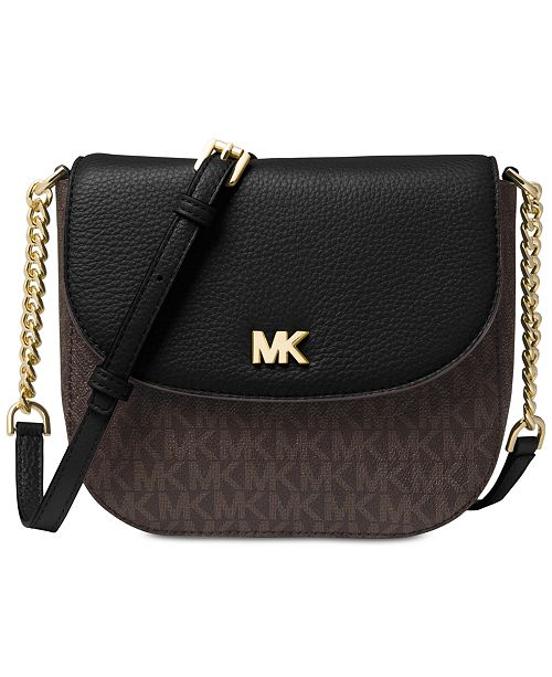 1137f4f06e6c Michael Kors Half Dome Signature Small Crossbody   Reviews ...
