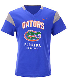 Nike Florida Gators Fan V Top, Girls (4-16)
