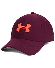 Under Armour Blitzing 3.0 Stretch Fitted Cap