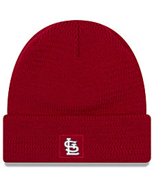 New Era St. Louis Cardinals Sport Knit Hat