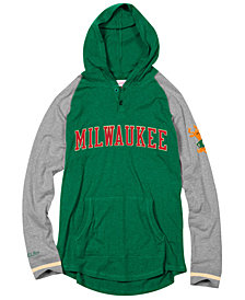 Mitchell & Ness Men's Milwaukee Bucks SlugFest Hoodie