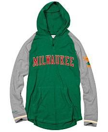 Mitchell & Ness Men's Milwaukee Bucks SlugFest Hoodie
