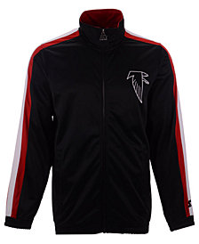 Starter Men's Atlanta Falcons The Challenger Track Jacket
