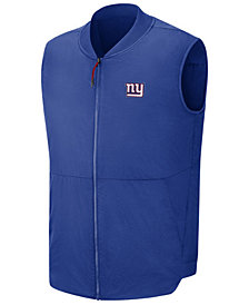 Nike Men's New York Giants Sideline Coaches Vest