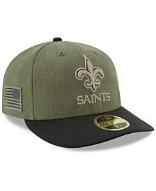cbbe3e7d NFL New Orleans Saints Men's Hats - Macy's