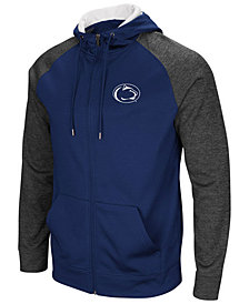Colosseum Men's Penn State Nittany Lions Magic Rays Full-Zip Hooded Sweatshirt