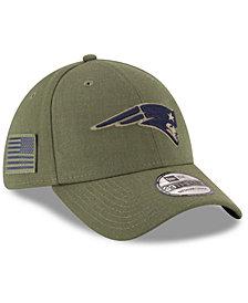 New Era New England Patriots Salute To Service 39THIRTY Cap