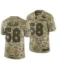 Nike Men's Von Miller Denver Broncos Salute To Service Jersey 2018
