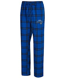 Concepts Sport Men's Orlando Magic Homestretch Flannel Sleep Pants