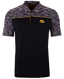 Antigua Men's Iowa Hawkeyes Final Play Polo