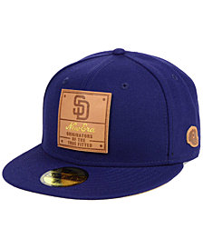 New Era San Diego Padres Vintage Team Color 59FIFTY FITTED Cap