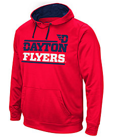 Colosseum Men's Dayton Flyers Stack Performance Hoodie