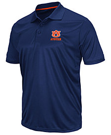 Colosseum Men's Auburn Tigers Short Sleeve Polo