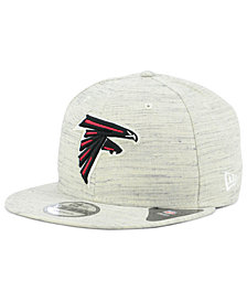 New Era Atlanta Falcons Luxe Gray 9FIFTY Snapback Cap