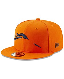 Denver Broncos Logo Elements Collection 9FIFTY Snapback Cap