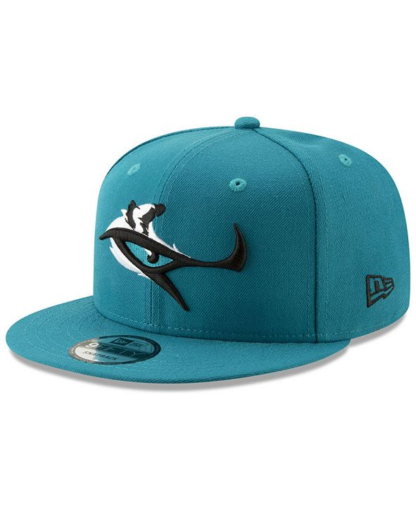 New Era Jacksonville Jaguars Logo Elements Collection 9FIFTY Snapback Cap