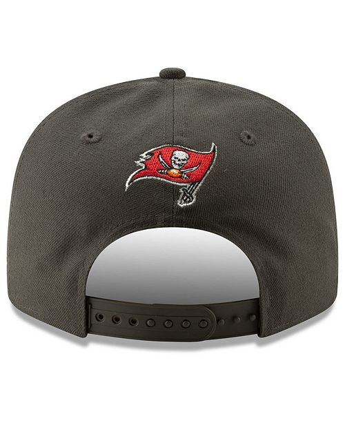 innovative design 5430b 9afaf New Era Tampa Bay Buccaneers Logo Elements Collection 9FIFTY Snapback Cap  ...