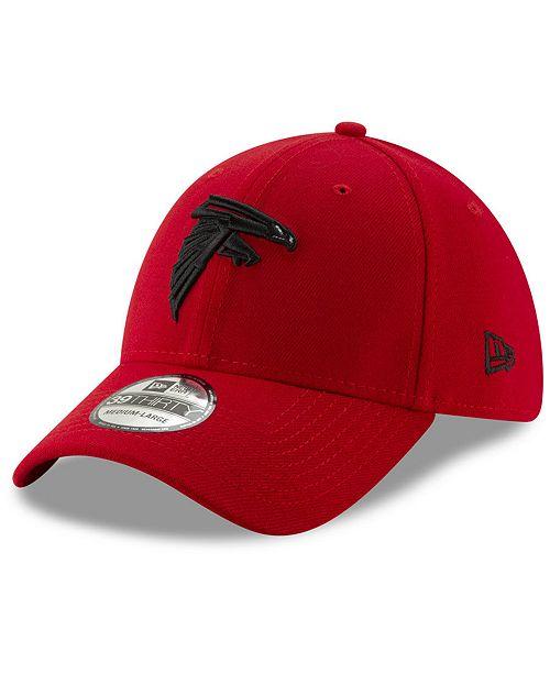 53140fd6688 ... New Era Atlanta Falcons Logo Elements Collection 39THIRTY Cap ...
