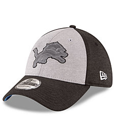 New Era Detroit Lions Ref Logo 39THIRTY Cap