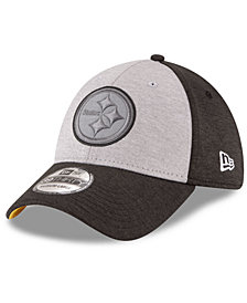 New Era Pittsburgh Steelers Ref Logo 39THIRTY Cap