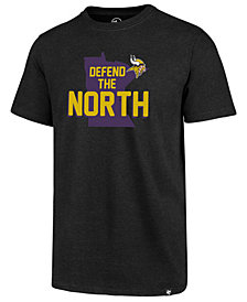 '47 Brand Men's Minnesota Vikings Regional Slogan Club T-Shirt