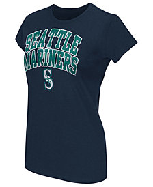 G-III Sports Women's Seattle Mariners Endzone T-Shirt