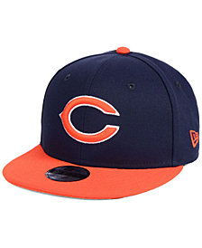 New Era Boys' Chicago Bears Two Tone 9FIFTY Snapback Cap