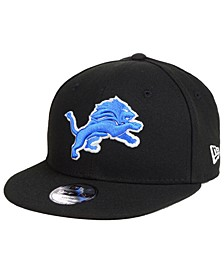 Boys' Detroit Lions Two Tone 9FIFTY Snapback Cap