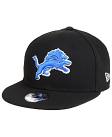 New Era Boys' Detroit Lions Two Tone 9FIFTY Snapback Cap